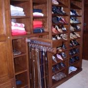 Specialty closet